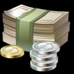Проблема обмена монет на купюры